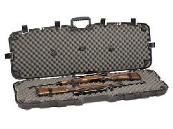 Double Scoped Hard Rifle Case