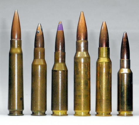 General Purpose Combat Cartridge options