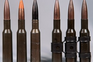 6mm SAW general purpose combat cartridge