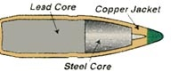 M855 Cross Section Diagram