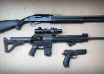 Pistol vs Shotgun vs Rifle for Home Defense
