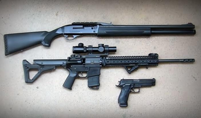 Pistol Vs Shotgun Vs Rifle For Home Defense