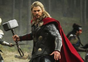 Pistols are not Thor's Hammer