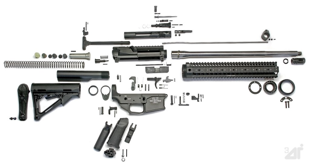 Build Your Own Ar 15 A Complete Guide Abe S Gun Cave
