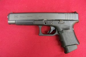 Glock 34 grip chop to Glock 26