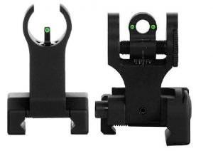 Troy Tritium Folding Battle Sights