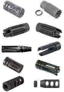 Best AR-15 Muzzle Devices