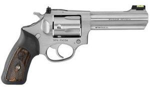 Ruger SP101 4 inch