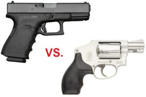 Revolver vs Semi-Auto for Concealed Carry